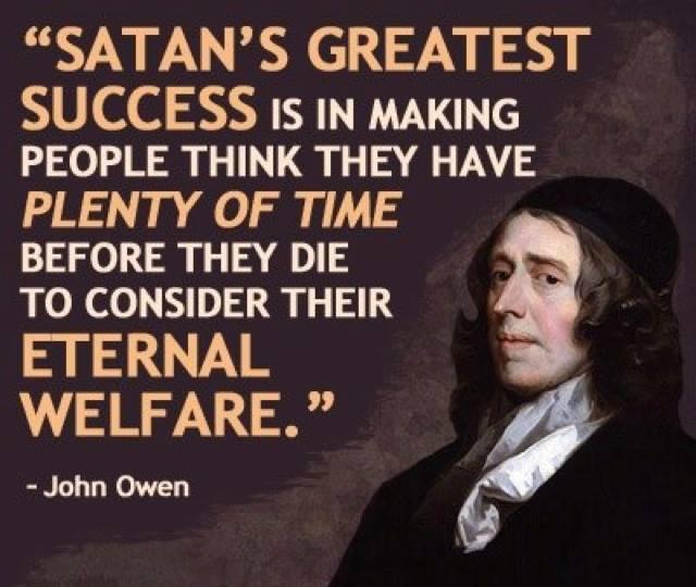 John Owen's Quote